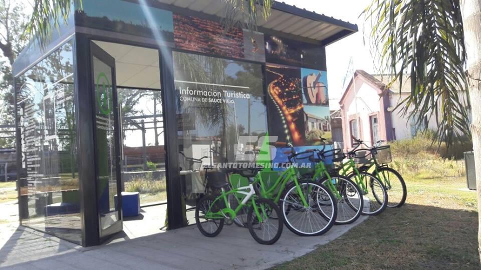 La oficina de turismo de sauce viejo abre sus puertas a la for Oficina de turismo de la comunidad de madrid